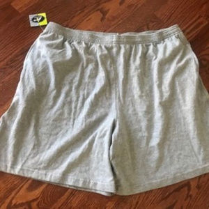 CLEARANCE ATHLETECH JERSEY SHORTS BIG MEN 2X NEW